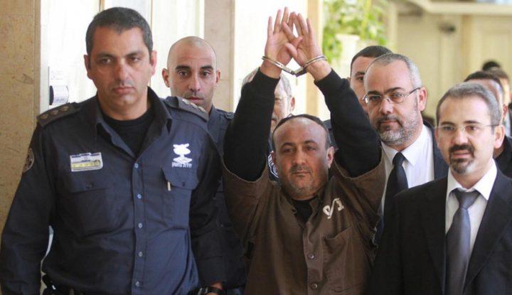 هستيريا في اسرائيل حيال إضراب الأسرى