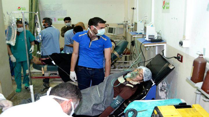 فورين بوليسي:الرؤساء الامريكيون حذروا الأسد من إستخدام الكيماوي