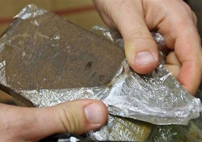 ضبط كيلو هيدرو مخدر في نابلس