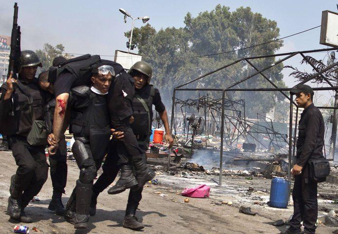 مقتل شرطي في هجوم جنوب سيناء