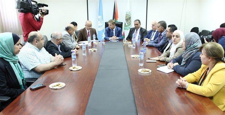 """""""الصحة"""" و""""UNDP"""" توقعان إتفاقيات ب 1.6 مليون دولار"""