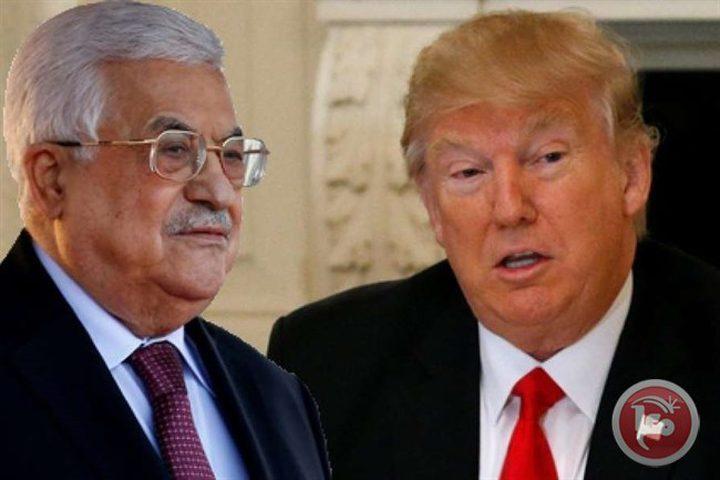 أبو ردينة: الرئيس سيلتقي ترامب في الثالث من الشهر المقبل