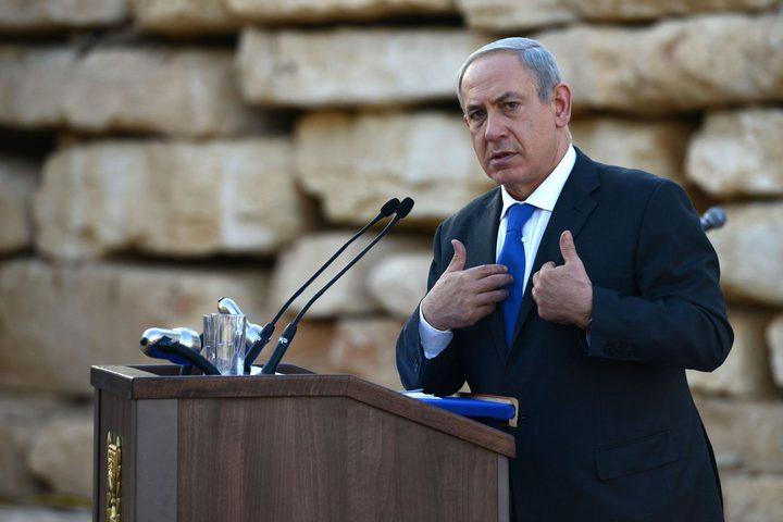 نتنياهو: الخيار السياسي مع حماس مضلل