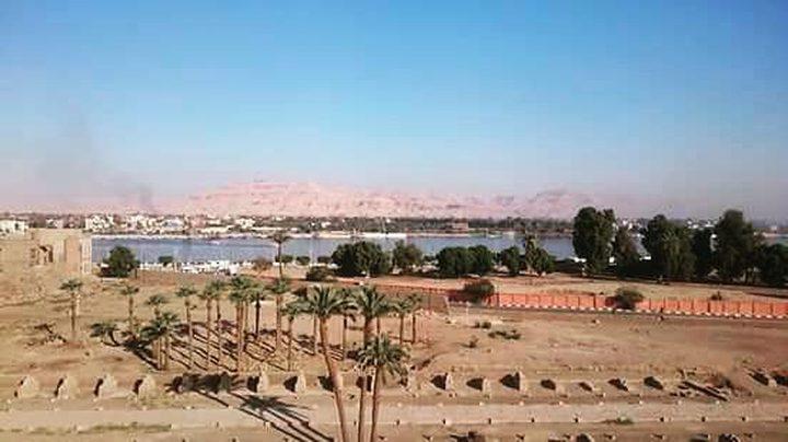إكتشاف أثري مهم في الأقصر بمصر