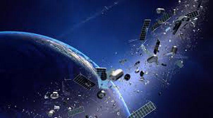 النفايات تهدد البعثات الفضائية
