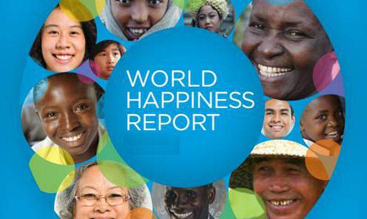 تقرير السعادة: سوريا واليمن الاتعس والنرويج الاسعد