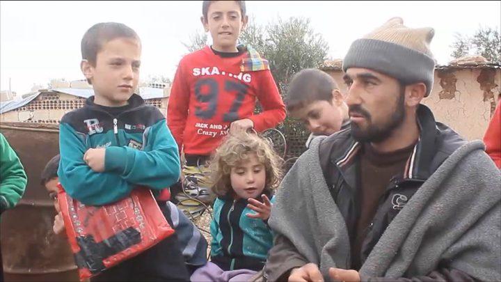 الآف النازحيين يعانون أوضاعًا صعبة شمالي الموصل