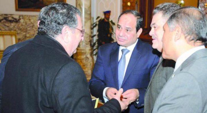 الفعاليات المصرية تساند الأسرى