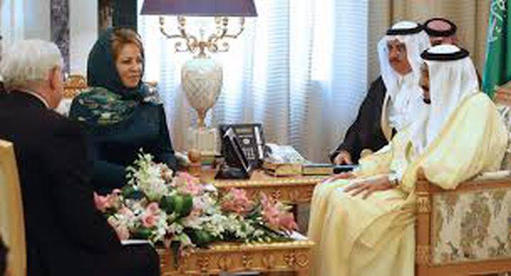 رئيسة مجلس الاتحاد الروسي تتحدث عن سبب إرتداءها الحجاب في السعودية