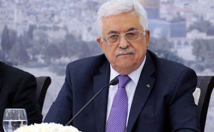 الرئيس عباس: مستعد للقاء نتنياهو برعاية ترامب