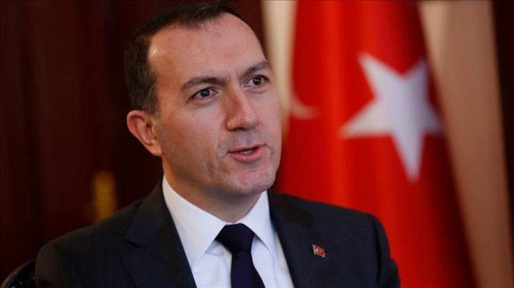 استدعاء السفير التركي بالعراق