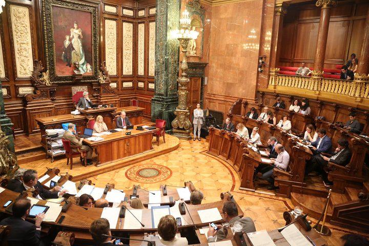 """""""مجلس برشلونة"""" يصوِّت لصالح مقاطعة اسرائيل"""