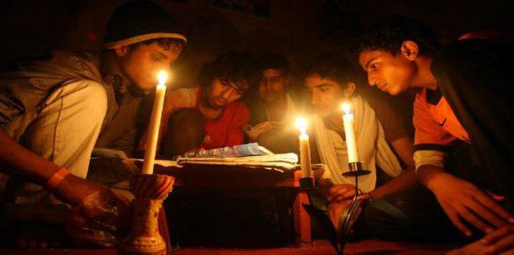 الصليب الأحمر  يحذر من مخاطر صحية تنتج عن انقطاع الكهرباء بغزة