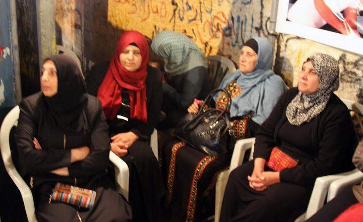 فعاليات تضامنية مع الأسرى في بيت لحم لليوم الرابع