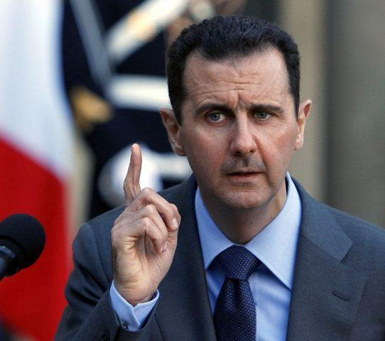 الأسد: 50 % نسبة خسائر الدفاع الجوي السوري
