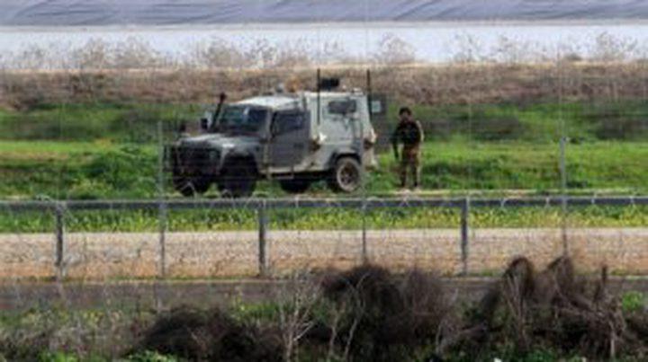 الاحتلال يستهدف المزارعين شرقي القطاع