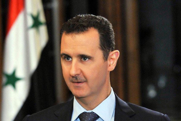الأسد يصف الأردن بالدولة غير المستقلة