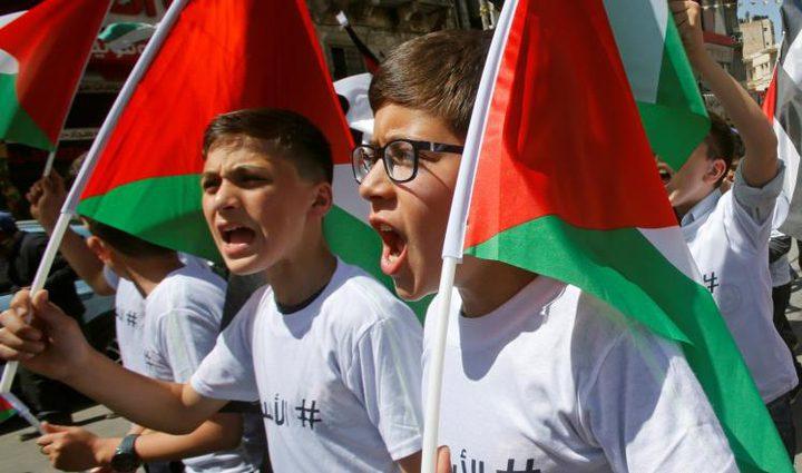اللجنة الوطنية لاسناد الأسرى: ماضون في دعم إضراب الحرية والكرامة
