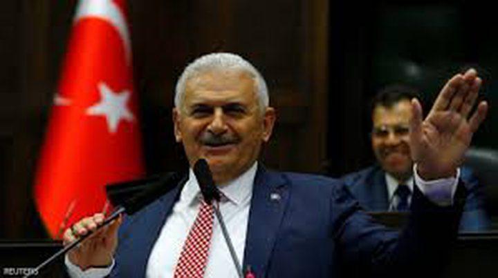 رئيس الوزراء التركي: الشعب هو صاحب القرار