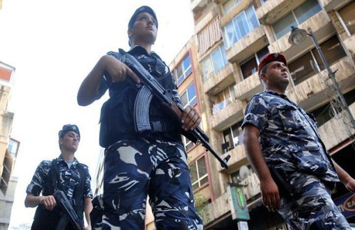 لبنان: القبض على عميل لإسرائيل