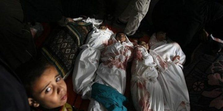 69 سنة على مذبحة الحسينية و13 عاما على مجزرة بيت لاهيا