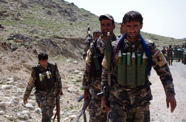 مقتل 100 جندي أفغاني في هجوم مسلح في ولاية بلخ