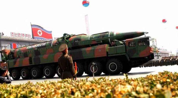 كوريا الشمالية: سنرد على اي هجوم نووي بالمثل