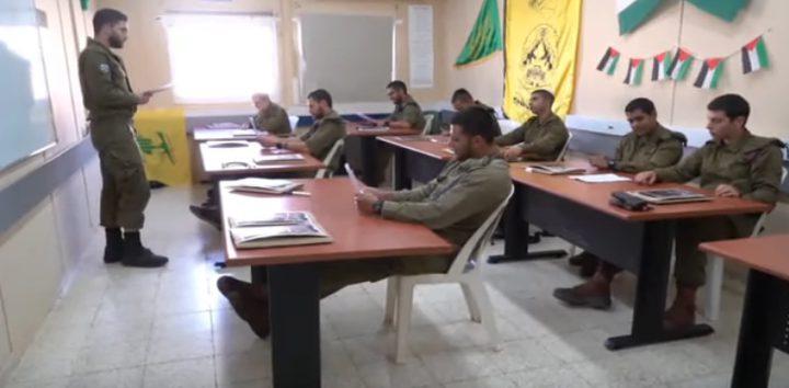 """لماذا يتعلم الجنود اللغة العربية؟ """"فيديو"""""""