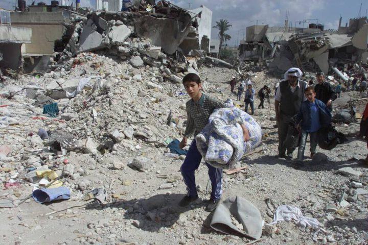 تنظيم الدولة يحاول إخلاء مخيم جلين بسوريا