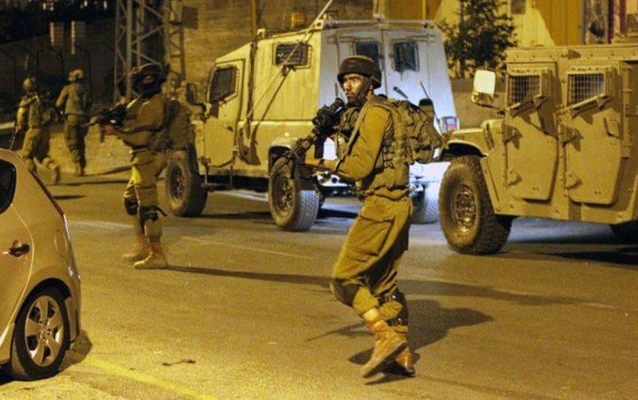 الاحتلال يصيب مواطنة بعينها في القدس