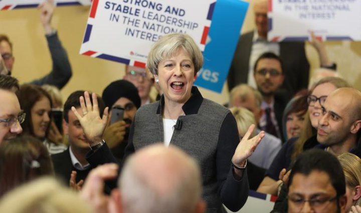 استطلاع: نصف البريطانيين يؤيدون المحافظين
