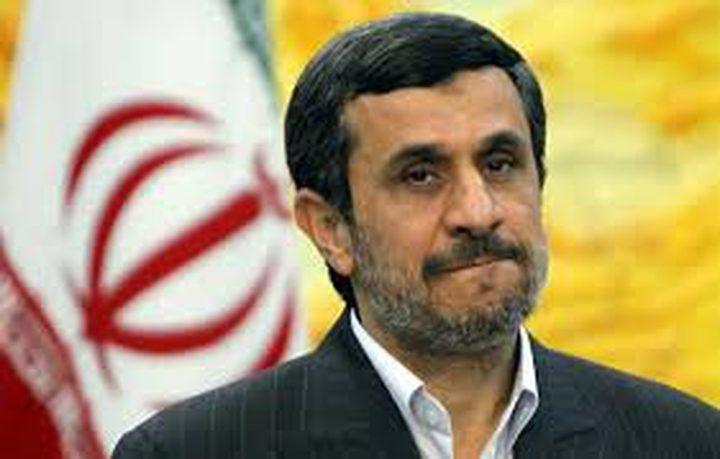 احمدي نجاد يمنع من الترشح للانتخابات