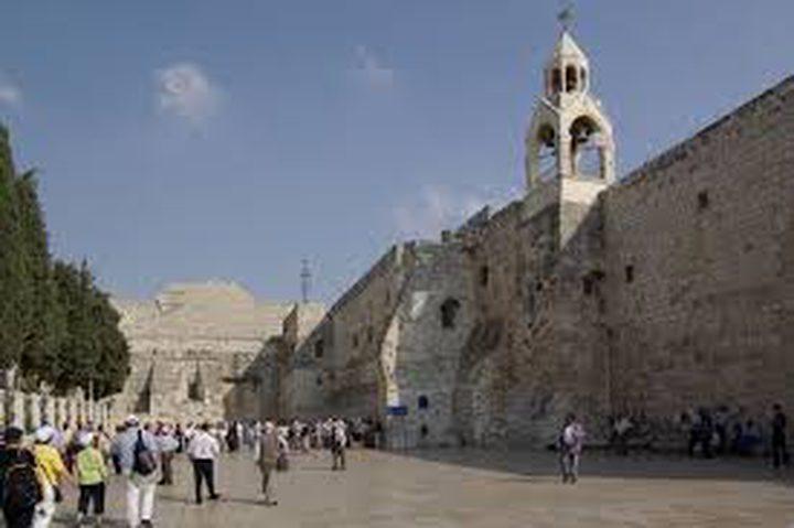 الاحتلال يمنع السياح من دخول بيت لحم