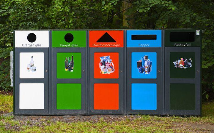 ثورة في السويد في تدوير النفايات