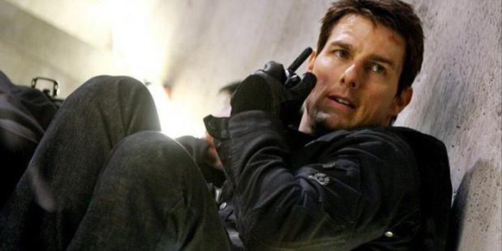 مهمة توم كروز المستحيلة قريبة من موقع إطلاق النار في باريس