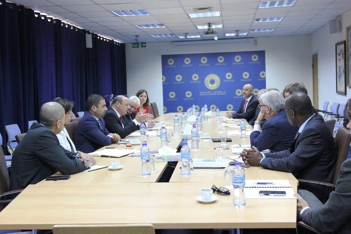الشوا يشارك في اجتماعات البنك الدولي