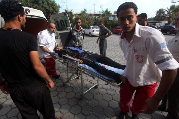إصابات خلال ملاحقة مروجي مخدرات بغزة