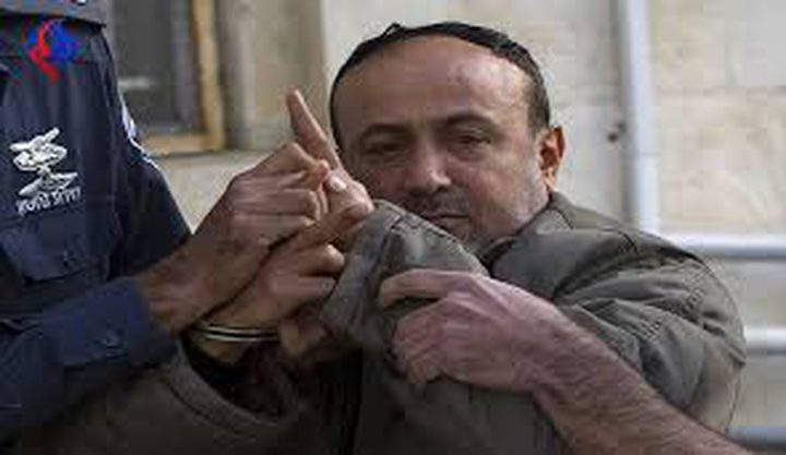 بحر: الاحتلال يتحمل المسؤولية كاملة عن حياة البرغوثي