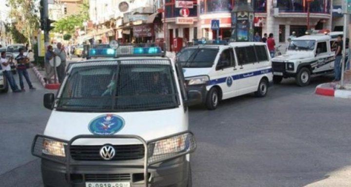 القبض على 10 أشخاص مطلوبين للعدالة في الخليل