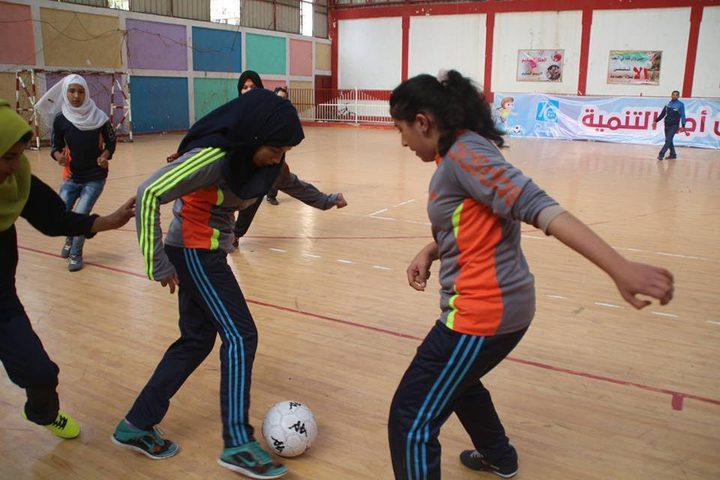غزة .. لاعبات كرة القدم بانتظار الفرصة