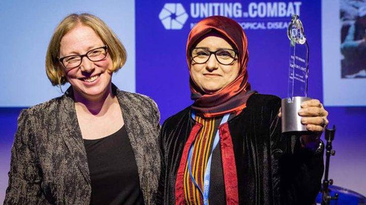 هكذا حصدت طبيبة يمنية جائزة دولية!