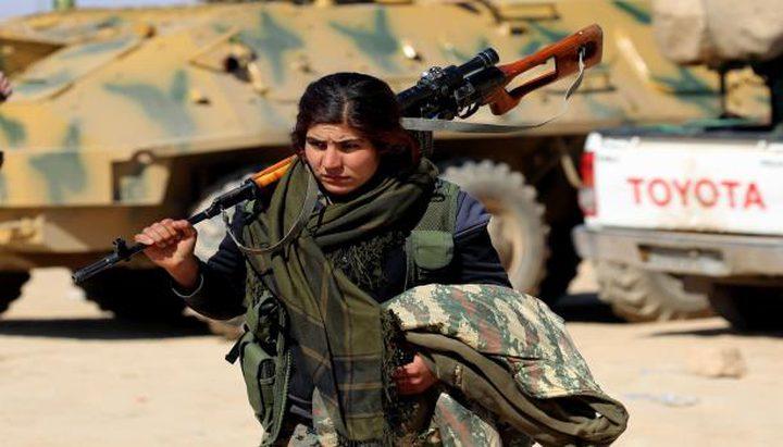 أكراد سوريا يطلبون مساعدة التحالف لمواجهة تركيا