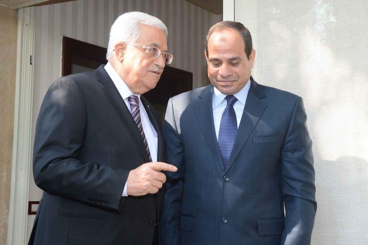 الرئيس يهنئ السيسي بالذكرى الـ35 لتحرير سيناء والأخير يرد ببرقية شكر