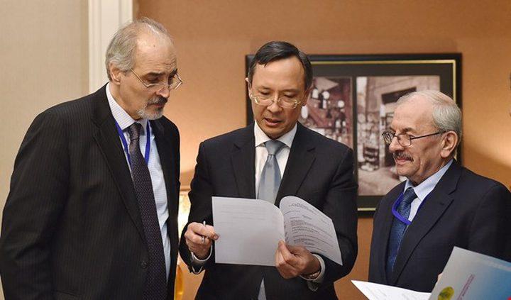 أستانة: جولة جديدة للمفاوضات السورية
