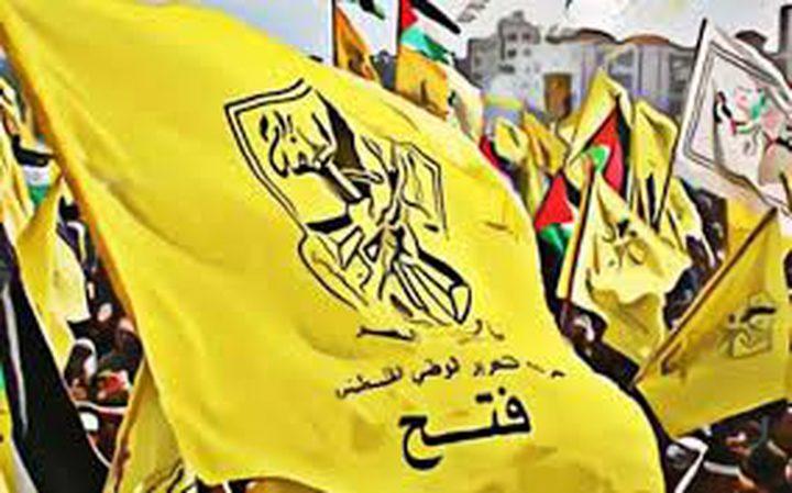 فتح تدين الحملة التحريضية الاسرائيلية