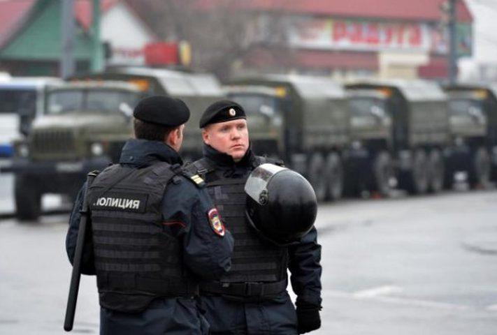 إحباط هجوم لتنظيم الدولة في روسيا