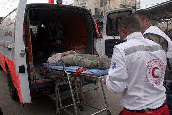 إصابتان بحادث عرضي جنوب غزة