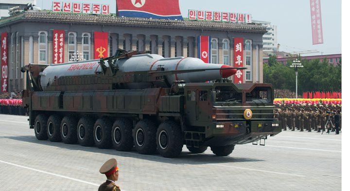 توتر حذر ...أميركا تنقل منظومة صاروخية لكوريا الجنوبية