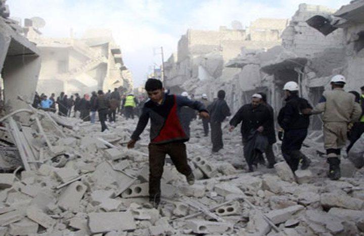 قتلى في أدلب ودرعا وتصعيد في كفر تخايم