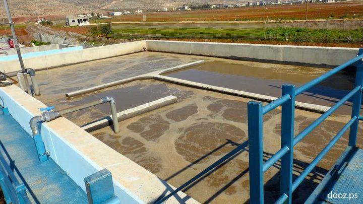 الأعرج: ملتزمون بمشروع إنشاء محطة تنقية المياه شرق نابلس